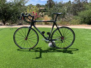 Trek 5200 Carbon Road Bike Hand Made in USA for Sale in Rancho Santa Fe, CA