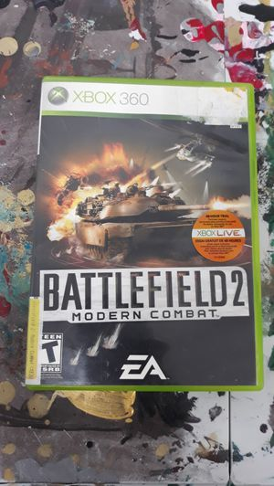 Battlefield 2: Modern Combat for Xbox 360 for Sale in Detroit, MI