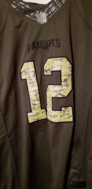 New England PATRIOTS Jersey xxl for Sale in Lowell, MA
