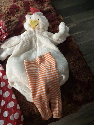 Baby chicken costume for Sale in Puyallup, WA