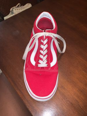 Red vans for Sale in DeBary, FL