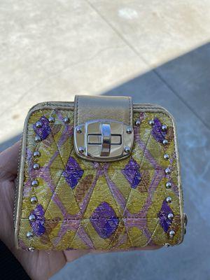 Miu miu harlequin wallet, rare for Sale in West Richland, WA