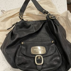 Michael kors Black Leather Purse Bag Tote for Sale in Chicago, IL