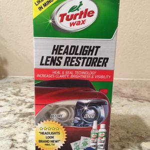 Headlight Lens Restorer for Sale in Milpitas, CA