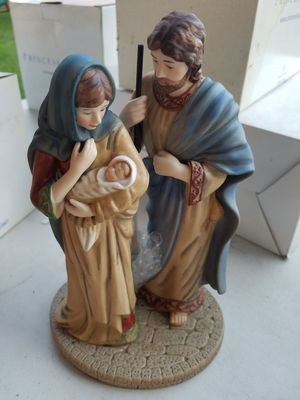 princess house holy family/ sagrada familia for Sale in Pico Rivera, CA