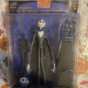 Nightmare Before Christmas: Series 6 Jack with Desk Action Figure for Sale in Chicago, IL