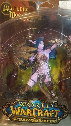 World of Warcraft Alathena Moonbreeze (Series 5) for Sale in Millcreek, UT