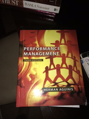 Text book performance management for Sale in Washington, DC