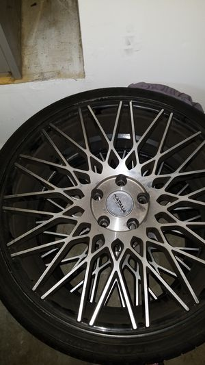 Katana Rims and Tires for Sale in Lancaster, CA
