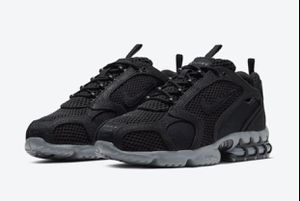 Nike Air Zoom spiridon cage 2 black stussy for Sale in Round Rock, TX