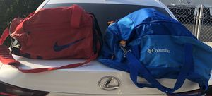 DUFFLE BAGS FOR SALE $30 for two for Sale in Carson, CA