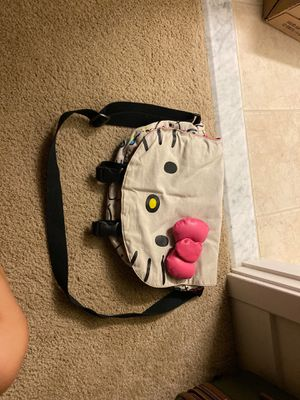 Hello kitty messenger bag for Sale in Fort Belvoir, VA