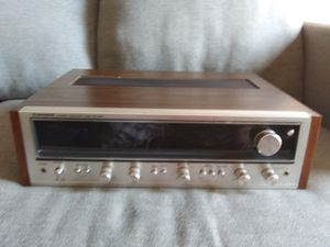 Vtg. Pioneer SX-636 Stereo Receiver for Sale in San Marcos, CA