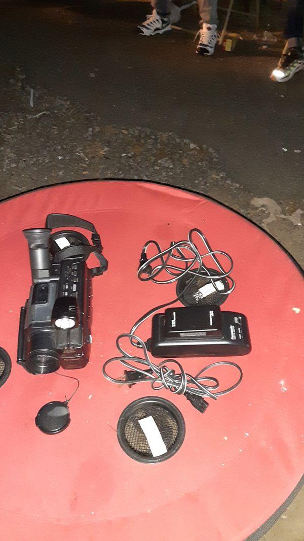 Panasonic X20 Digital Zoom