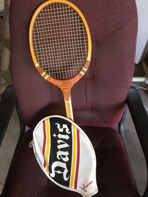 Davis Tennis Racket for Sale in Tucson, AZ