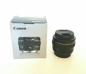 Brand New Canon EF 50mm F/1.4 USM Lens for Sale in Milpitas, CA