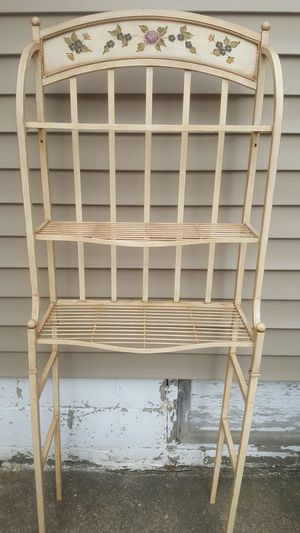 Bakers Rack storage shelf for Sale in Highland Heights, OH