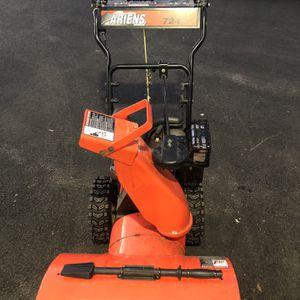 "Ariens Snowblower 7HP 24"" Runs for Sale in West Hartford, CT"