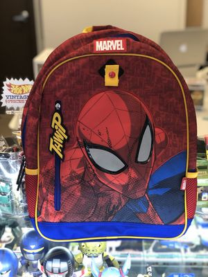SPIDER-MAN BACKPACK - Official Disney Store Item for Sale in Rowland Heights, CA