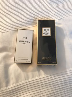 Chanel perfume for Sale in Costa Mesa, CA