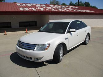 2009 FORD TAURUS for Sale in WHT SETTLEMT, TX
