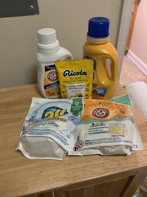 $20 Laundry Detergent Bundles! for Sale in Mount Rainier, MD