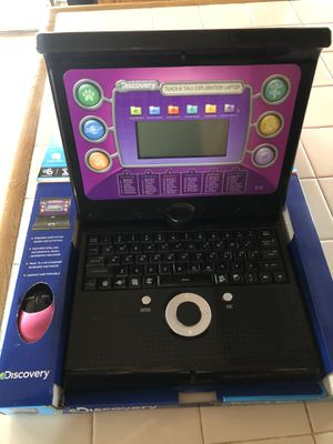 Kids discovery exploration laptop for Sale in Fontana, CA