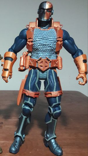 Deathstroke Action Figure dc comics toy for Sale in Marietta, GA