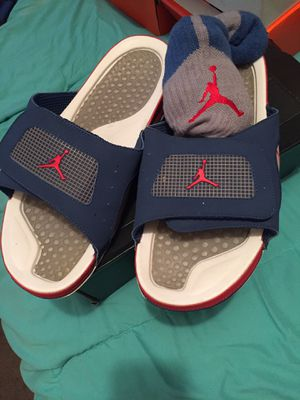 Men's Jordan slides for Sale in Nashville, TN