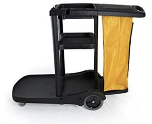 Commercial Housekeeping Janitorial cart for Sale in Aliso Viejo, CA