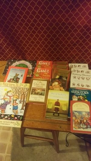 Brand New/Variety of Christmas Books for Sale in Beaumont, TX