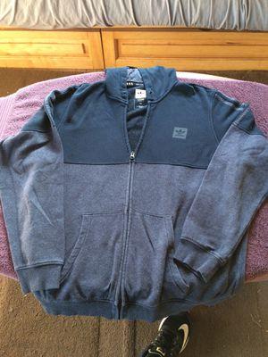Men's Adidas zip up hoodie, sz XL for Sale in Portland, OR
