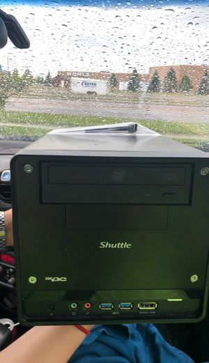 Shuttle Pro PC i5-3540 @3.9 ghz 8 gb 250 gb hdd for Sale in West Fargo, ND