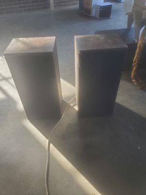 2 polk audio speakers for Sale in Sanford, NC