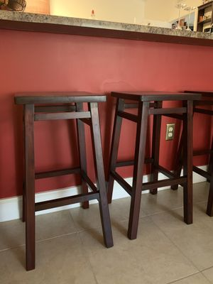 Bar Stool | Wood Stool | Kitchen Stools for Sale in Miami, FL