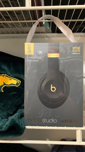 Beats studio 3 wireless headphones for Sale in Ontario, CA
