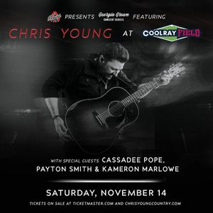 Chris Young Tickets Nov 14th for Sale in Lawrenceville, GA