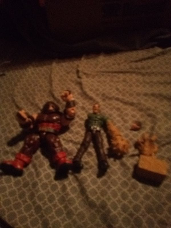 MARVEL BAF SOME COMPLETE SOME NOT 50.00 EACH