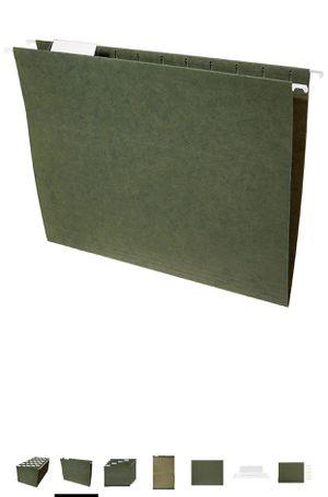 File cabinet folder for Sale in Washington, DC