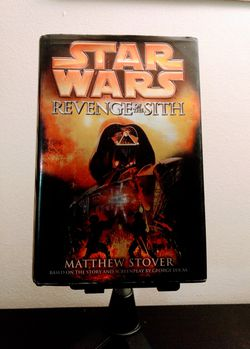 Star Wars, Episode III - Revenge of the Sith(Hardcover Book) (Pick up🛒 In Bellevue) *Check out my other posts 🤹 for Sale in Mercer Island,  WA