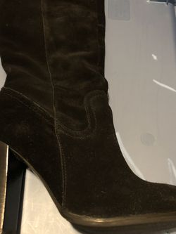 Over The Knee Boots In Black /8.5 for Sale in Philadelphia,  PA