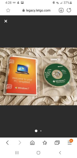 Windows 7 Operating System for Sale in Chester, VA