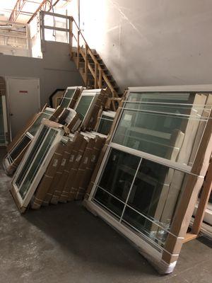 Custom fitted windows. Energy efficient & hurricane impact. for Sale in Lakeland, FL