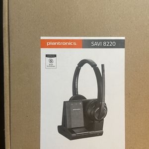 Plantronics Savi W8220 Bluetooth headset (Price Reduced) for Sale in Glenside, PA
