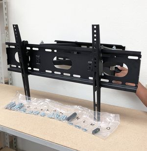 "(NEW) $40 Full Motion 32""-65"" TV Wall Mount 180 Degree Swivel Tilt, Max Load 125lbs for Sale in El Monte, CA"