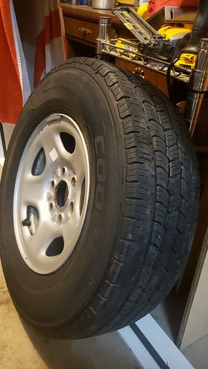 Cooper Discover HTP tire for Sale in McAllen, TX