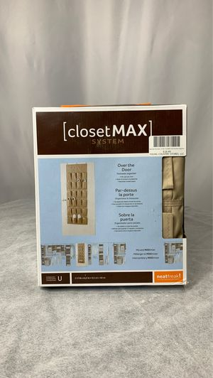 Closet max footwear organizer for Sale in Tucker, GA