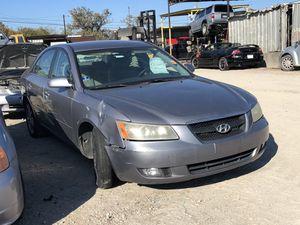 2007 Hyundai Sonata parts for Sale in Grand Prairie, TX