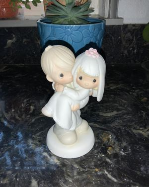 """Vintage 1982 PRECIOUS MOMENTS """"Bless You Two"""" for Sale in Beaverton, OR"""