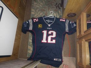 Patriots Championship Brady Jersey 4xl for Sale in Kentfield, CA